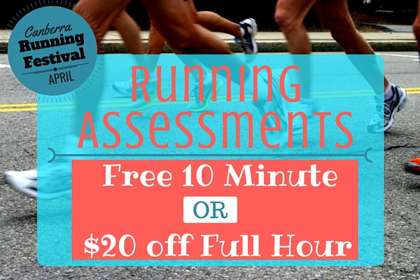 running assessment special