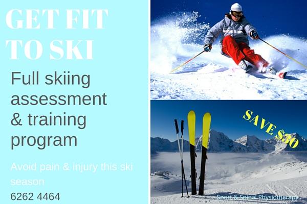 skiing assessment