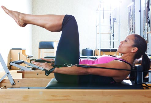 pilates_hundred_on_reformer