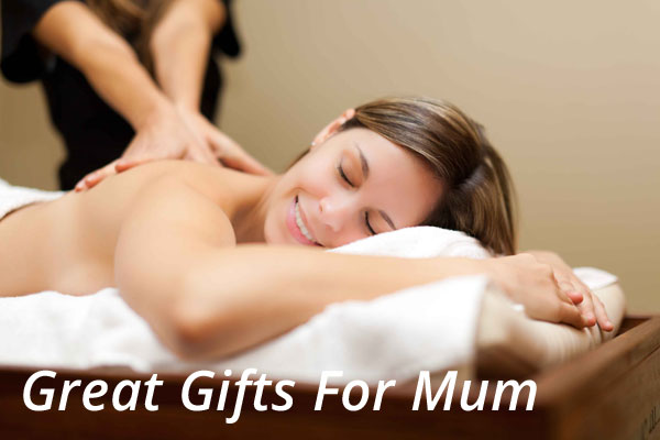 gifts for mum massage