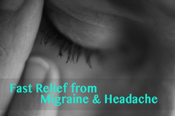 5 steps for instant relief from migraines headaches