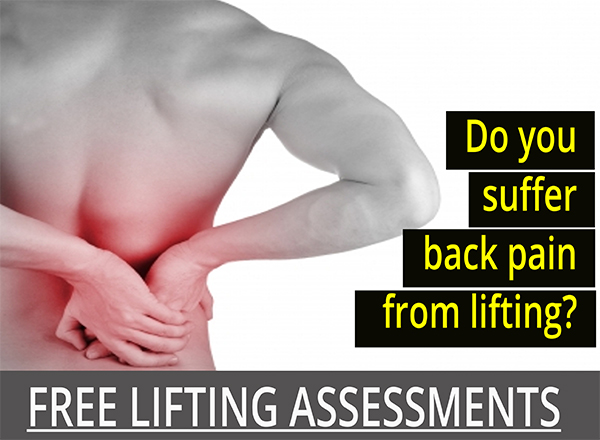 FREE lifting assessment