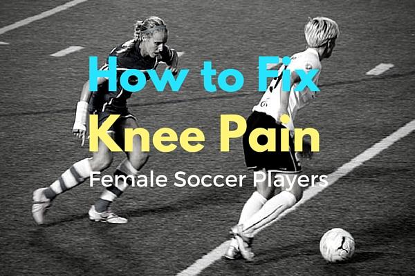 knee injuries female soccer