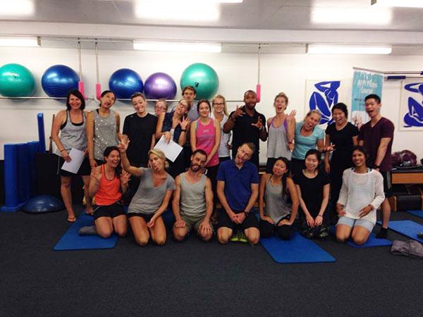 Julie-Pilates-Course