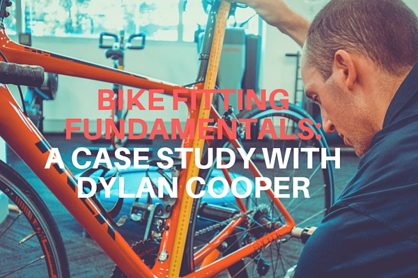 Bike Fit with Dylan Cooper