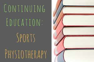 Continuing Education: Physiotherapy Sports Level 1