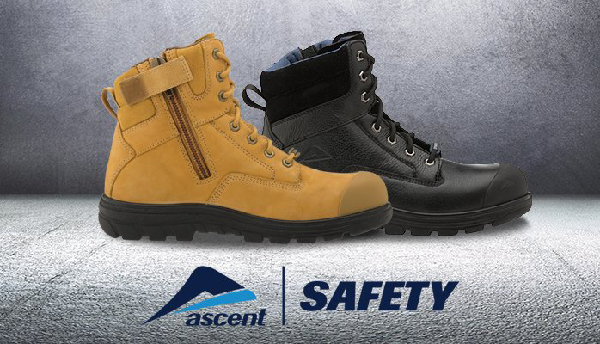 ascent work boot