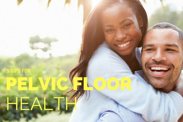 healthy pelvic floor