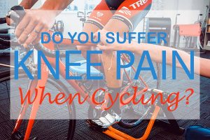 Cycling Knee Pain? Here's 3  Stretches You Must Try