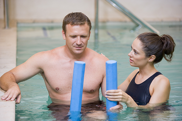 hydrotherapy therapist