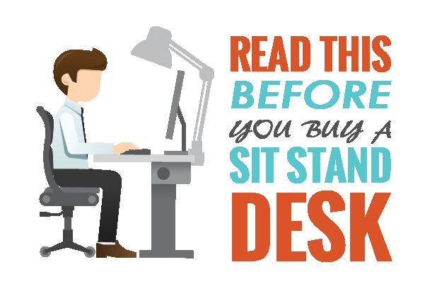 Sit Stand Desk main