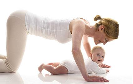Mum Bub exercise