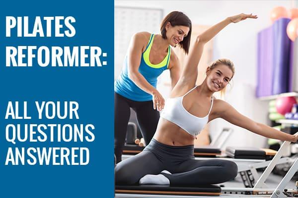 Pilates Reformer Main
