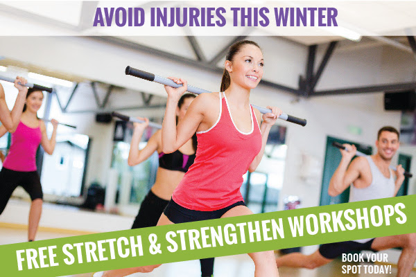 Stretch & Strengthen Workshops