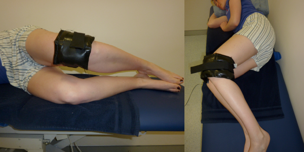 Clamshell ACL Rehab exercises