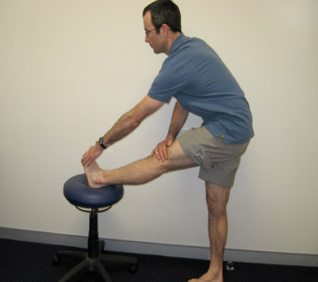Popliteal ACL Rehab exercises