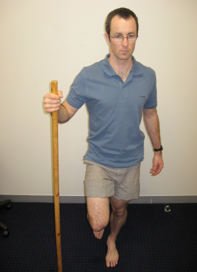 ACL rehab exercises quarter squats