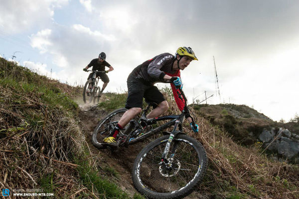Mountain Bike position
