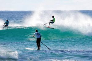 Kayaking vs Stand up Paddle Boarding for core fitness