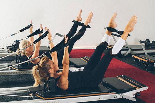 Pilates Reformer class