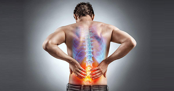 Back pain when driving