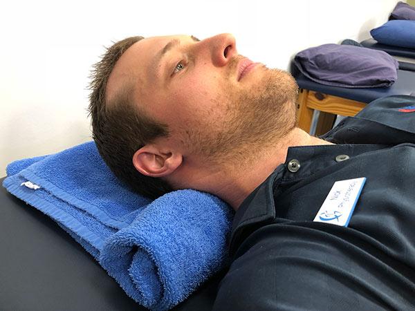 isometric exercise neck strengthening