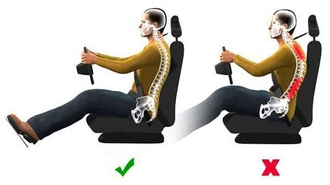 driving-posture