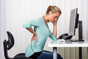 Neck Pain in desk workers